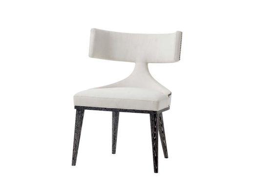 Oscar Dining Chair, Oyster
