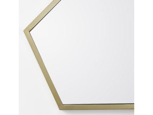 Elena Abstract Wall Mirror