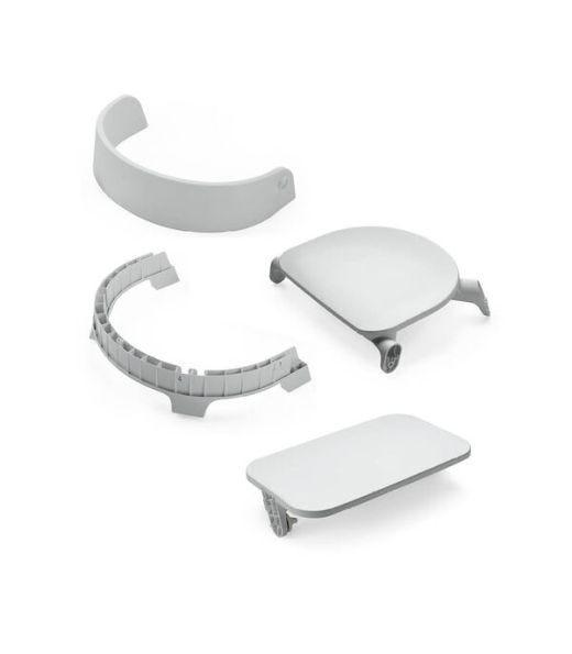 Steps Chair Seat Grey