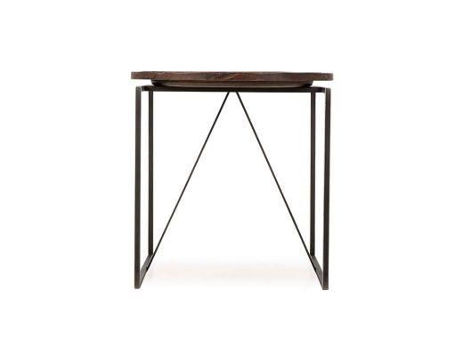 Georgina Side Table - Peroba