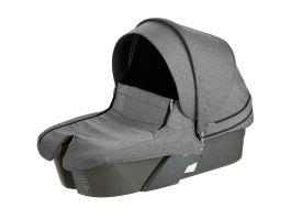 Xplory Carrycot Style Kit Black Melange - view2