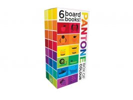Pantone: Box of Colour: 6 Mini Board Books! - view2