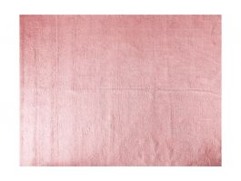 Soft Shaggy Rd Rug 2M - Pink - view2