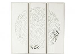 Paper Artwork Triptych
