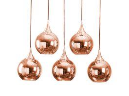 Milano 5 Light - Copper
