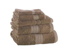 Stone Bamboo Bath Sheet - view2