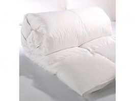 Indigo Goose Down 80/20 Queen Duvet - view2
