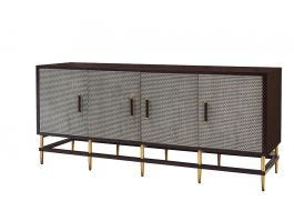 Herringbone Sideboard - view2