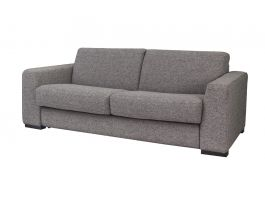 2.5 Seat Sofa Bed - Grey Fab - view2