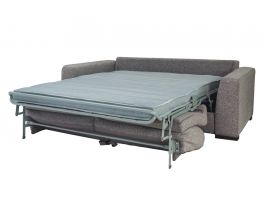 Alex 2.5 Seat Grey Sofa Bed - view2