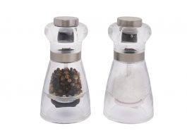 Dynasty Salt & Pepper Mill S/2