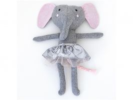 Edwina The Elephant - view2