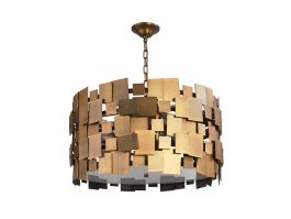 Cubist Chandelier 70cm