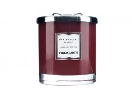 Emperors Red Tea Candle-2Wick - view2