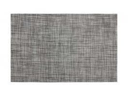 Placemat - Crosshatch Grey