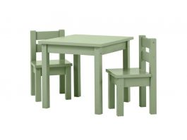 MADS Children Table,Green - view2