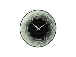 Sahara Wall Clock 43cm - Silver - view2
