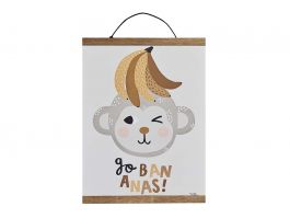 Go Bananas Poster with Hanger - view2