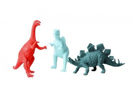 Plastic Dinosaur - Stegosaurus - view2