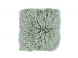 Tibet Lamb Fur C.Cover Green