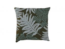 Tropical Cushion Cover Green