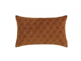 Velva Cushion Cover Mustard S