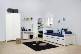 Wardrobe-2 drawers, 2 doors - view2