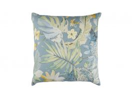 Tropicana Print Cushion Cover