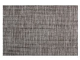 Placemat Lurex 45x30cm Taupe - view2