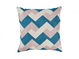 Bizzado Pink Cushion Cover