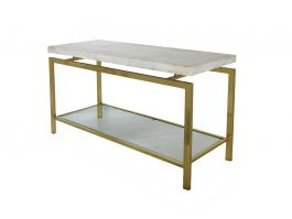 Jacqueline Console with Shelf