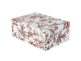 Autumn Lacquered Box