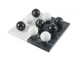 Luxor Marble Tic Tac Toe