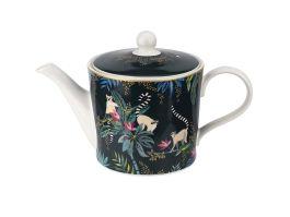 Lemur Teapot - view2
