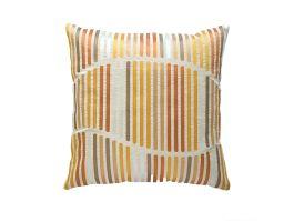 Okar Stripes Cushion Cover 50x50cm - view2