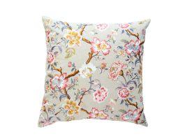 Chintz Floral Cushion Cover, 50x50cm