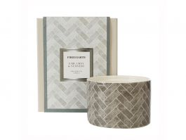 Earl Grey & Vetiver Candle Ceramic - view2