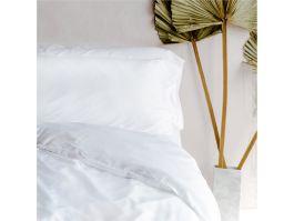 Bamboo Pillowcase Set/2 - Feather White - view2