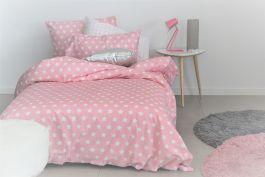 Rosa Duvet, Pillowcase & Fitted Sheet Set-Single Size - view2