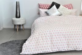 Annabel Duvet, Pillowcase & Fitted Sheet Set-Single Size - view2