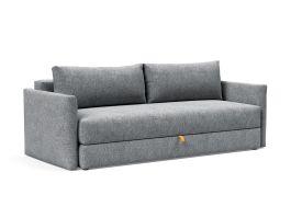 Tripi Sofa Bed with storage, Grey - view2