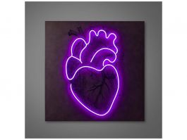 Led Neon Heart - view2