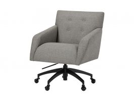 Kelly Office Chair, Winston Speckle - view2