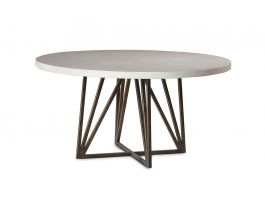Emerson Lrg Round Dining Table