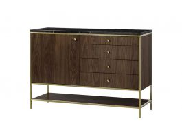 Chester Marble Sideboard, Sml - view2