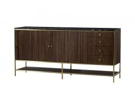 Chester Marble Sideboard, Lrg - view2