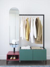 Florian Cloth rack - view2