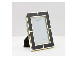 Black Gold Brass Frame-4'x6' - view2