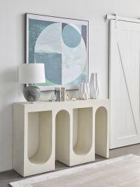 Monroe Glass Table Lamp - view2