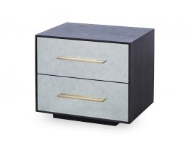 Waters Nightstand - 2 Drawer - view2